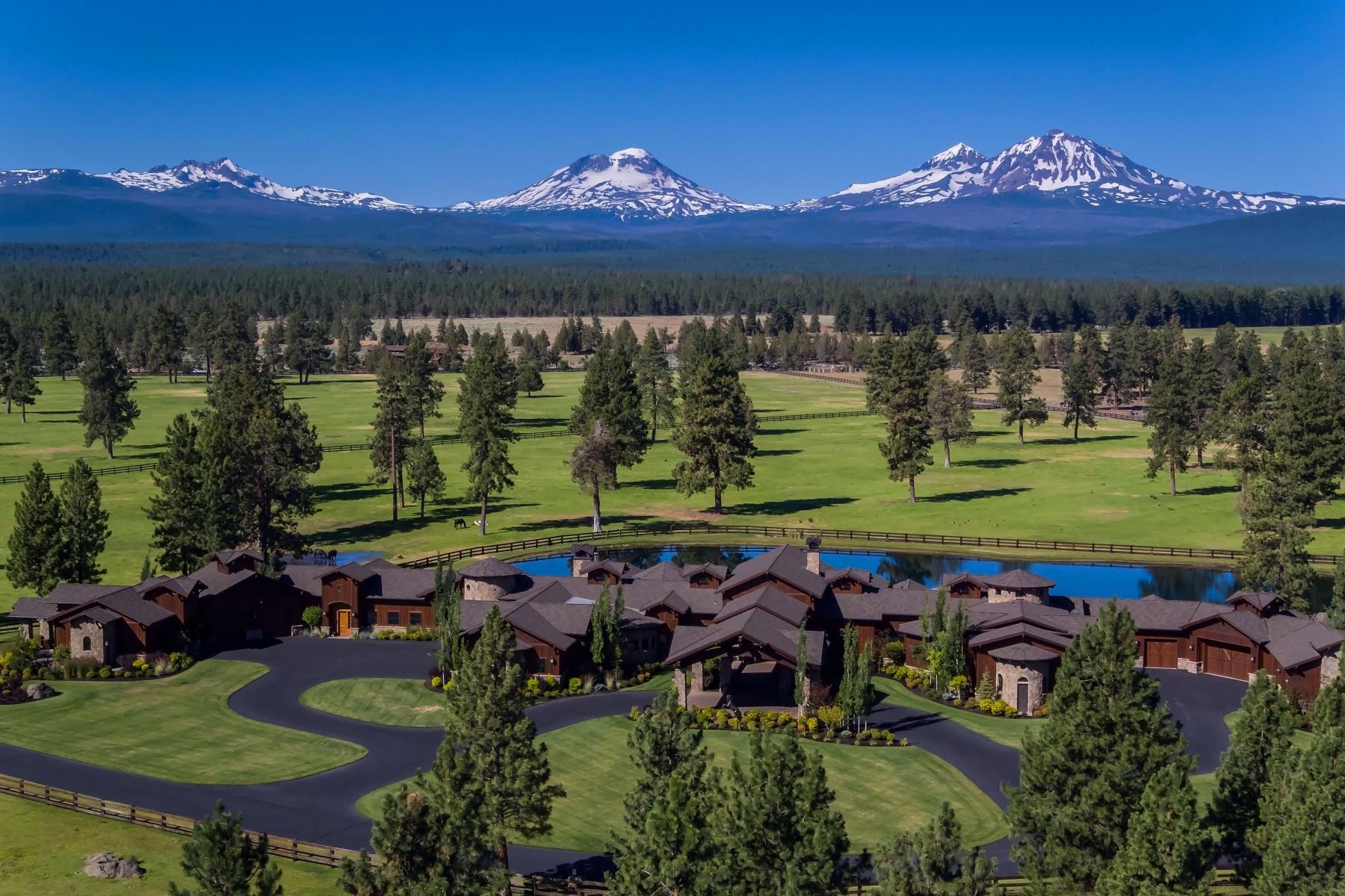 Other Residential Homes für Verkauf beim 16400 Jordan Road Sisters, OR 97759 Sisters, Oregon 97759 Vereinigte Staaten