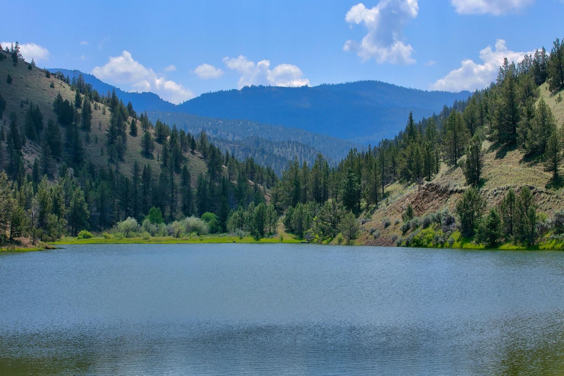 Land für Verkauf beim 0 Cherry Creek Road Mitchell, OR 97750 Mitchell, Oregon 97750 Vereinigte Staaten