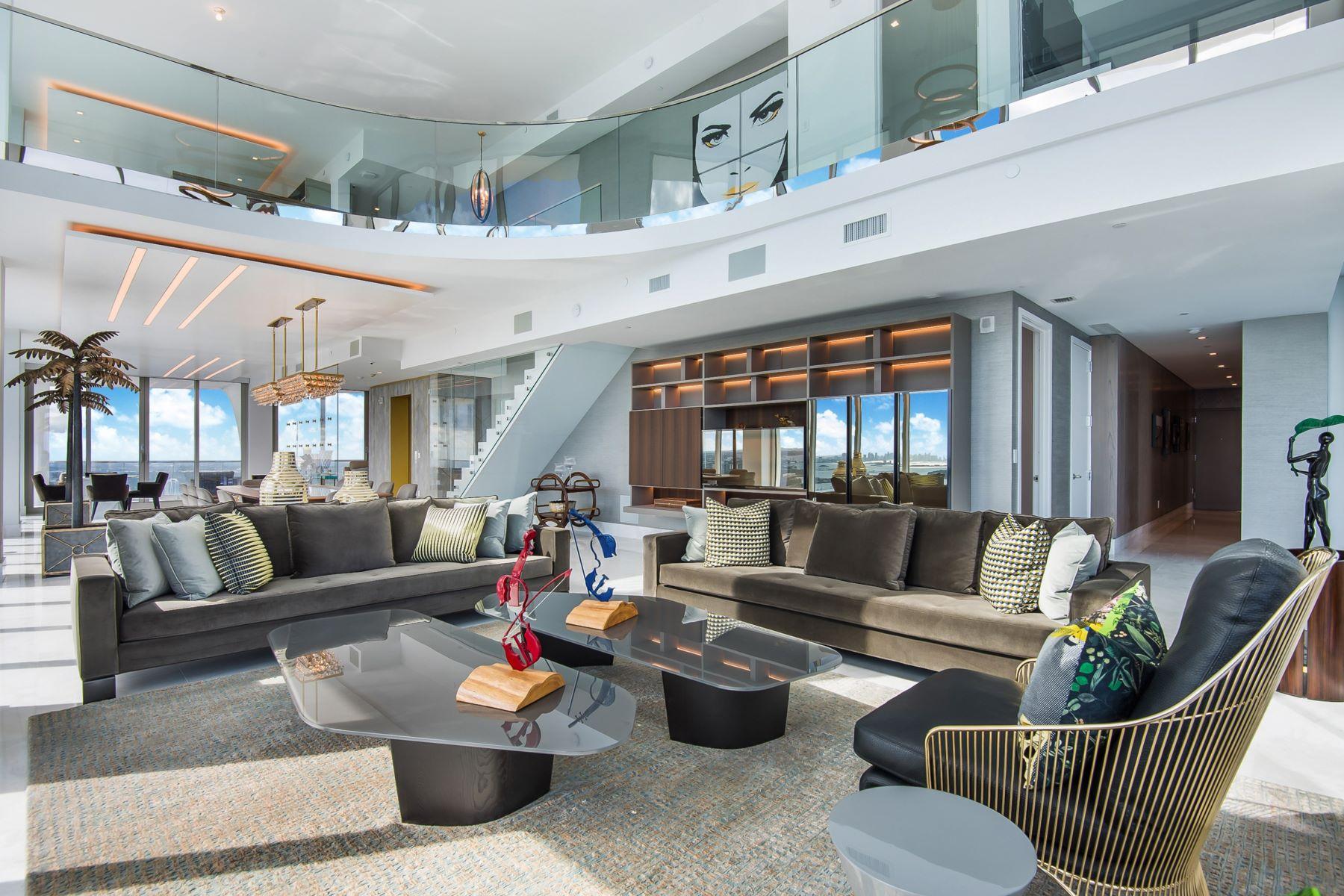 Condominiums for Sale at Jade Signature Sky Villa 16901 Collins Ave, 5101 Bonnus Sunny Isles Beach, Florida 33160 United States