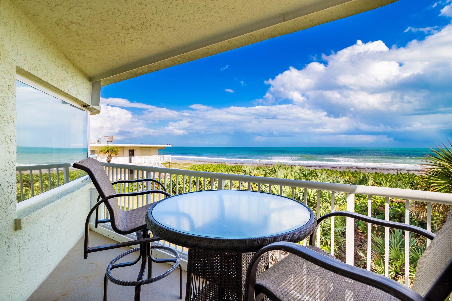 Condominiums for Sale at 3031 S Atlantic Avenue, 203 Cocoa Beach, Florida 32931 United States
