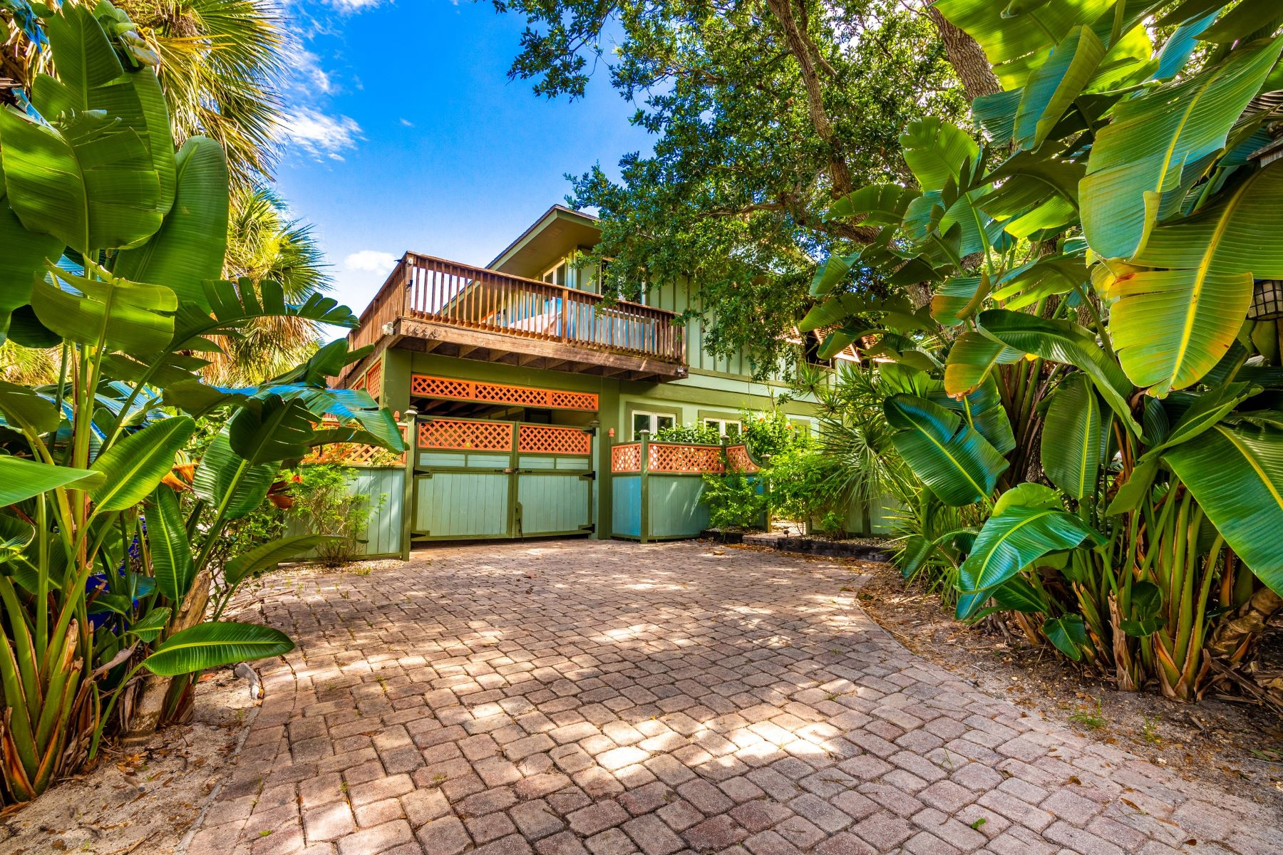 Tropical Home in Tranquil & Quiet Setting 1830 E Cayman Road Vero Beach, Florida 32963 Vereinigte Staaten