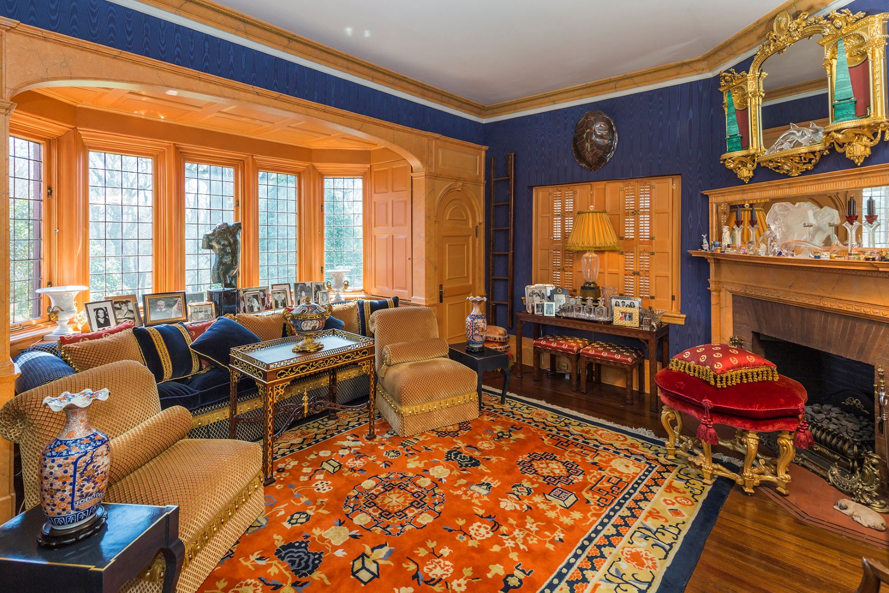Additional photo for property listing at Great Warmth Amid Turn-of-the-Century Ambiance 2 Constitution Hill East, Princeton, New Jersey 08540 United States