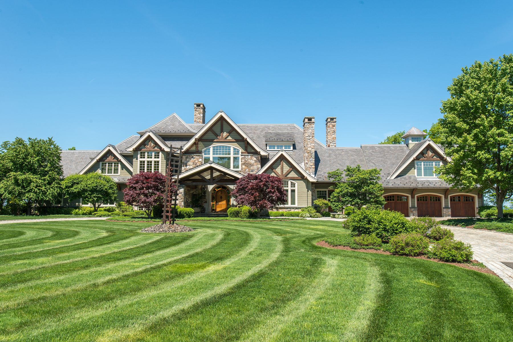 Vineyard Real Estate por un Venta en 7-11 Old Stagecoach Road & 40 Neds Lane Ridgefield, Connecticut 06877 Estados Unidos