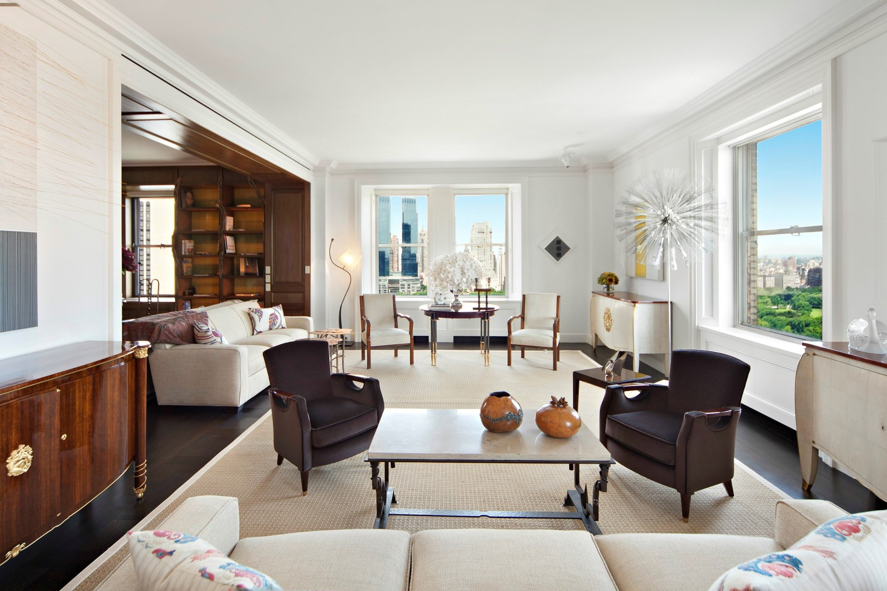 Co-op Properties for Sale at Pierre Hotel Perfection 795 Fifth Avenue, Apt 30/31, New York, New York 10065 United States