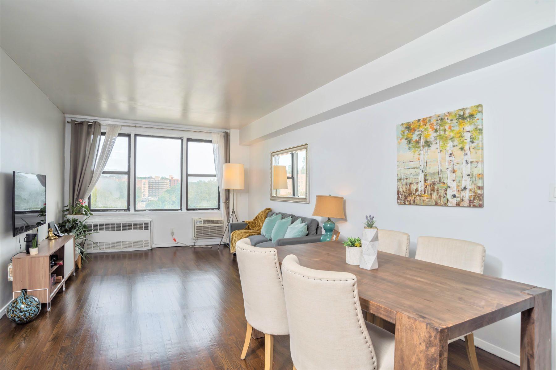 Co-op Properties 為 出售 在 575 Bronx River Road, 8C, Yonkers, 纽约 10704 美國