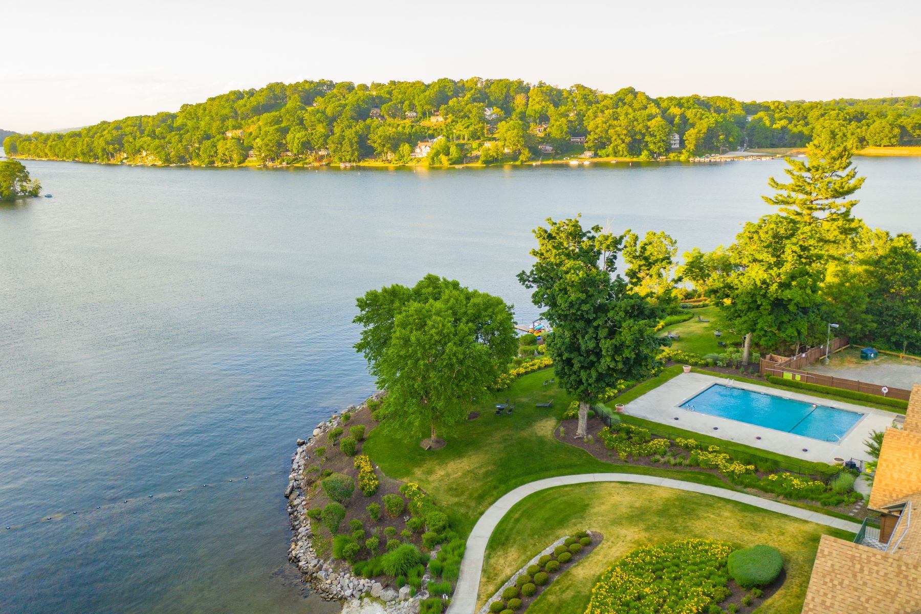 for Sale at Candlewood Lake Direct Waterfront 16 Hayestown Road, A101, Danbury, Connecticut 06811 United States